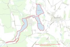 Vestbirksøerne_Kort over fiskevand